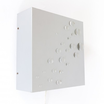 Sterrenregen wall lamp from the sixties by Evert Jelle Jelles for Raak Amsterdam