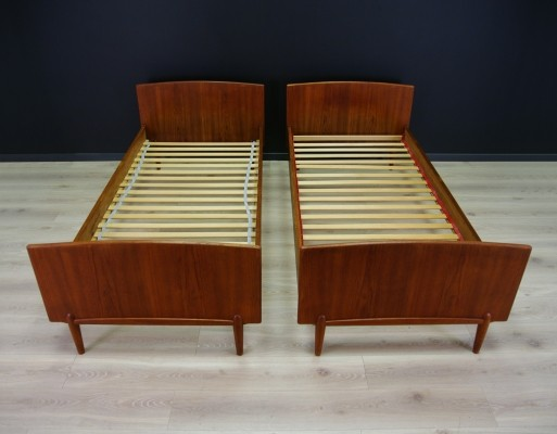 2 daybeds from the sixties by unknown designer for unknown producer