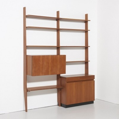 Wall unit by Dieter Waeckerlin for Behr, 1960s