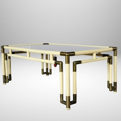 2 coffee tables from the sixties by unknown designer for Banci Florence