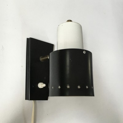 Wall lamp from the sixties by unknown designer for Hala Zeist