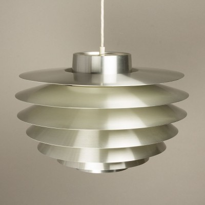 Verona hanging lamp from the fifties by Sven Middelboe for Lyfa