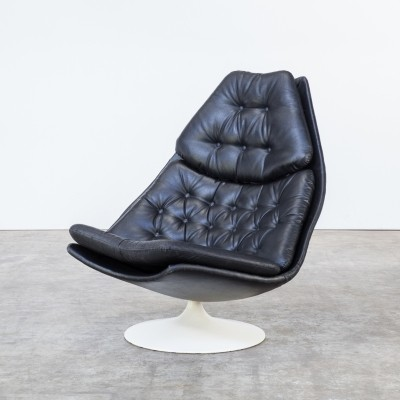 F590 lounge chair from the sixties by Geoffrey Harcourt for Artifort