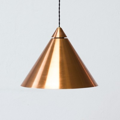 Hanging lamp from the sixties by Uno & Östen Kristiansson for Luxus Vittsjö