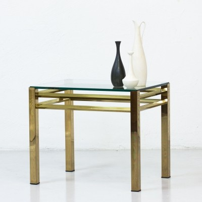 Side table from the seventies by unknown designer for unknown producer