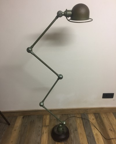 Floor lamp from the fifties by unknown designer for Jieldé