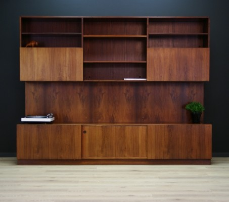 Wall unit from the sixties by Ib Kofod Larsen for Faarup