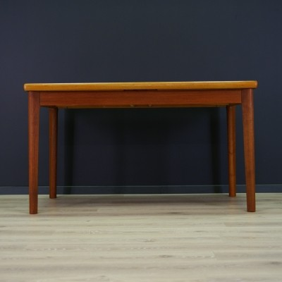 Dining table from the seventies by Grete Jalk for unknown producer