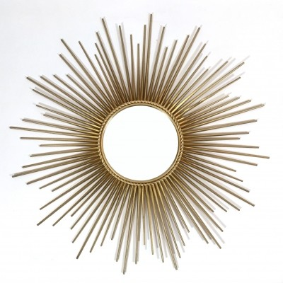 Mirror from the fifties by unknown designer for Chaty Vallauris