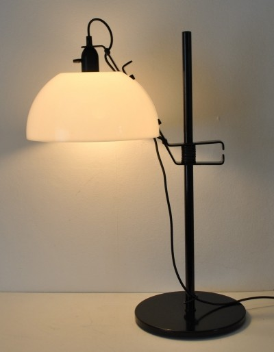 Desk lamp from the eighties by unknown designer for Metalarte Spain