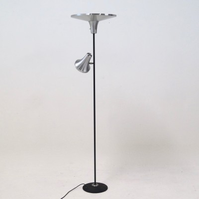 Floor lamp from the fifties by unknown designer for Hala Zeist