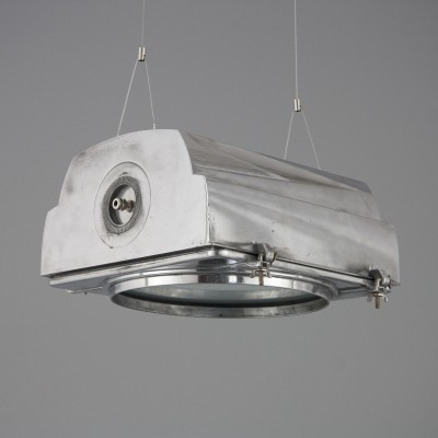 3 hanging lamps from the fifties by unknown designer for Eagle Star