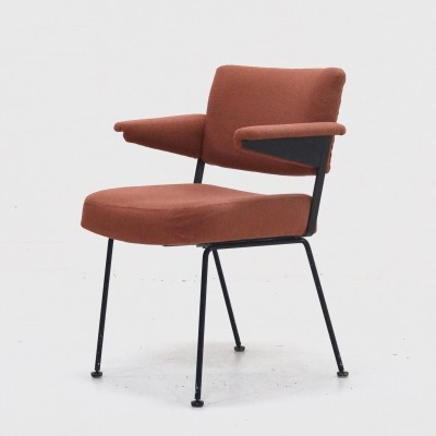 Model 1262 arm chair from the sixties by André Cordemeyer for Gispen
