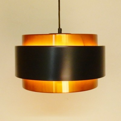 Saturn hanging lamp from the sixties by Jo Hammerborg for Fog & Mørup