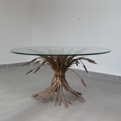 Coco chanel coffee table from the seventies by unknown designer for unknown producer
