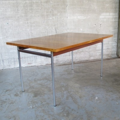 SM08 dining table from the sixties by Cees Braakman for Pastoe