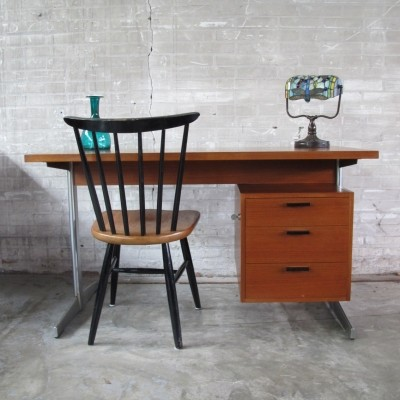 Writing desk from the sixties by Cees Braakman for Pastoe