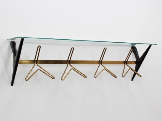 Coat rack from the forties by unknown designer for Ico Parisi