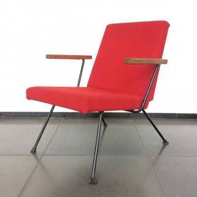 Model 1409 lounge chair by André Cordemeyer for Gispen, 1950s