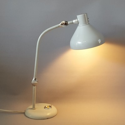GS1 desk lamp from the sixties by unknown designer for Jumo