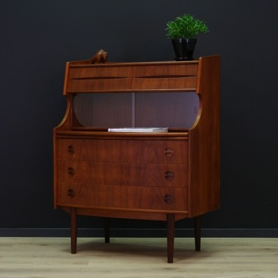Secretaire cabinet from the fifties by unknown designer for unknown producer