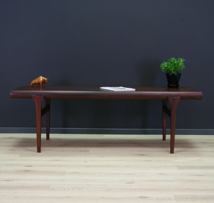 Coffee table from the seventies by Johannes Andersen for CFC Silkeborg