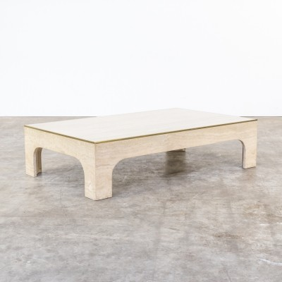 Coffee table from the seventies by Willy Rizzo for unknown producer