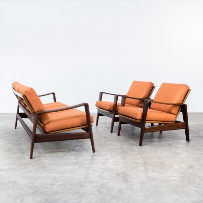 Seating group from the sixties by Arne Wahl Iversen for Komfort