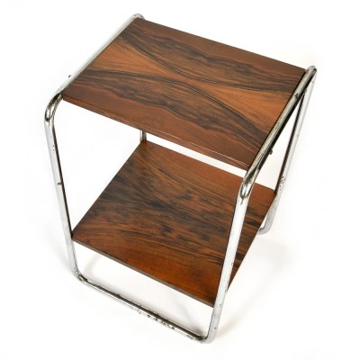 Side table from the thirties by unknown designer for Robert Slezák