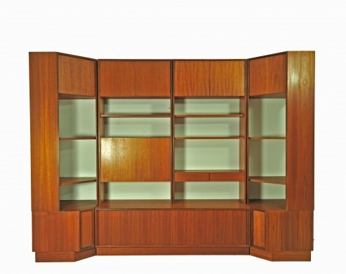 G plan wall unit, 1970s