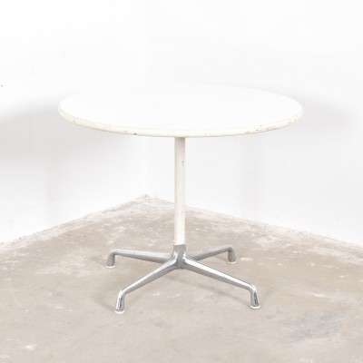 6 x dining table by Charles & Ray Eames for Herman Miller, 1950s