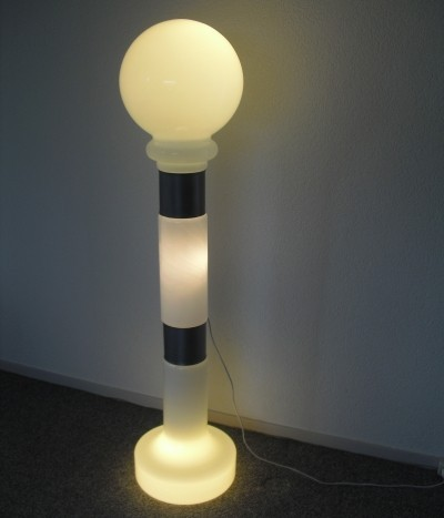 Floor lamp from the sixties by Carlo Nason for Mazzega