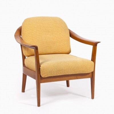 Arm chair from the sixties by unknown designer for Wilhelm Knoll