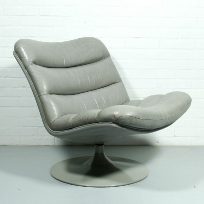 F976 lounge chair from the sixties by Geoffrey Harcourt for Artifort