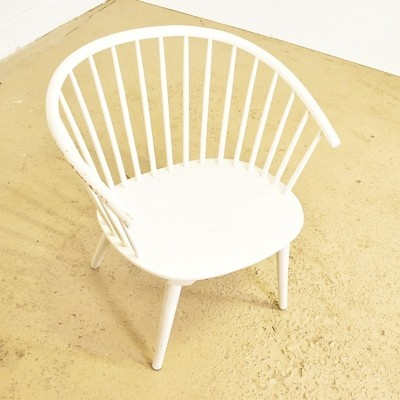 Eker lounge chair from the sixties by Gillis Lundgren for Ikea