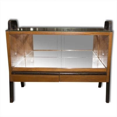 Cabinet from the thirties by Jindřich Halabala for unknown producer