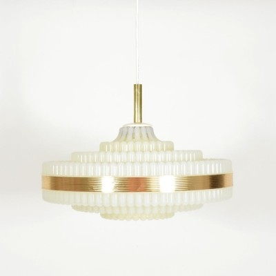 Hanging lamp from the seventies by unknown designer for Zukov