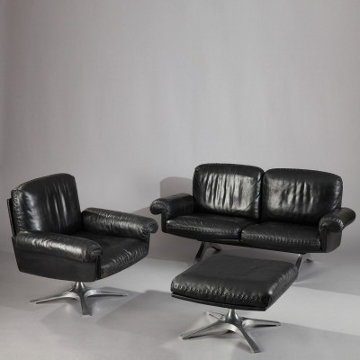 DS 31 seating group from the seventies by unknown designer for De Sede