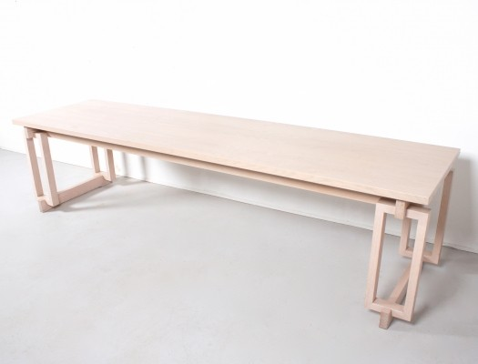 Church dining table from the seventies by unknown designer for unknown producer