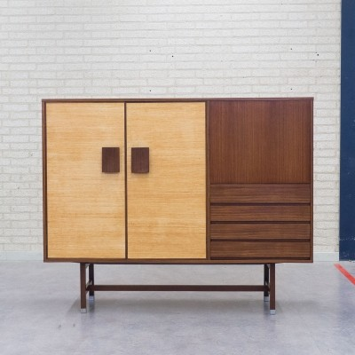 Inger150 cabinet from the fifties by Inger Klingenberg for Fristho