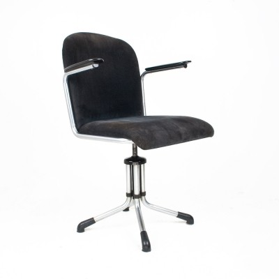Model 356 office chair from the thirties by W. Gispen for Gispen