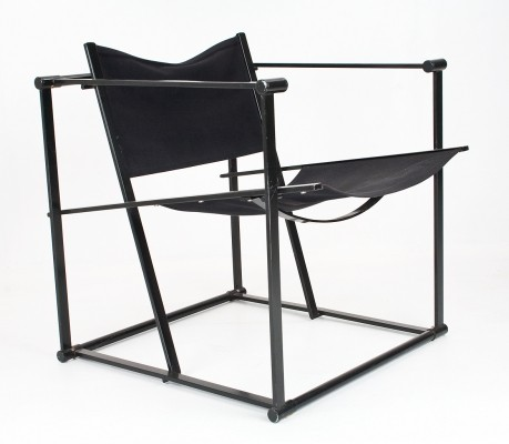 MF60 lounge chair from the eighties by Radboud van Beekum for Pastoe