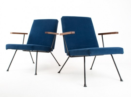 Model 1409 lounge chair from the fifties by André Cordemeyer for Gispen