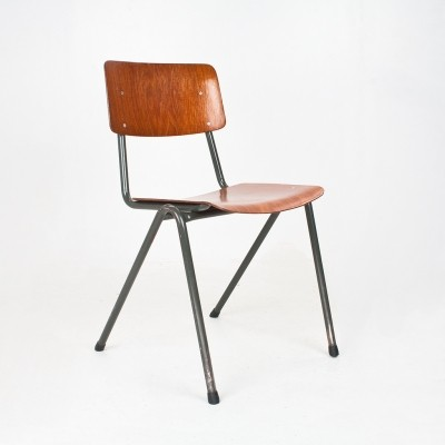 45 dinner chairs from the sixties by unknown designer for Marko Holland