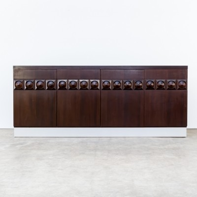 Sideboard from the seventies by unknown designer for De Coene