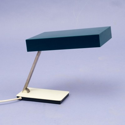 Model 6878 desk lamp from the fifties by unknown designer for Kaiser Leuchten