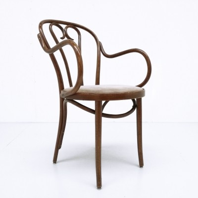 Dinner chair from the forties by unknown designer for unknown producer