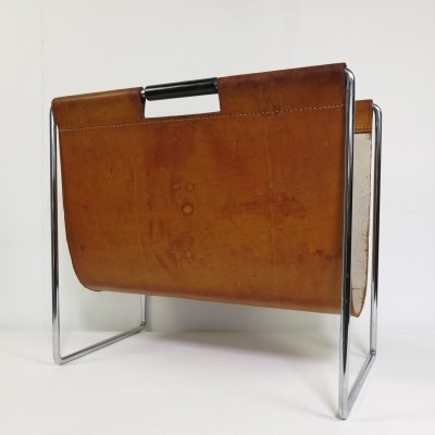 Magazine holder from the sixties by unknown designer for Brabantia