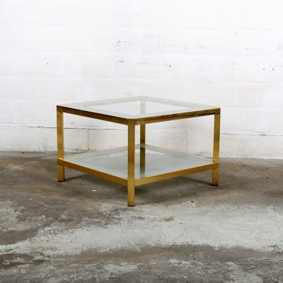 Coffee table from the seventies by unknown designer for Fedam