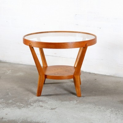 Coffee table from the fifties by A. Kropacek for Ceske Umelecke Dilny